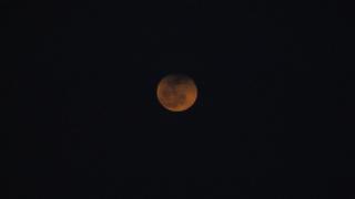 月出帯食2