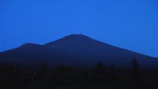 太朗坊からの富士