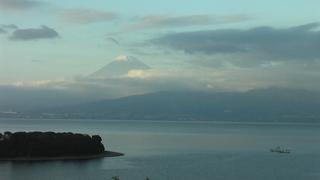 西伊豆からの富士
