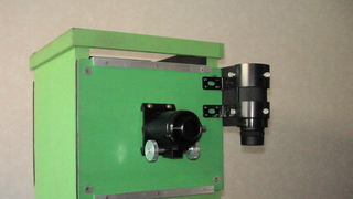 望遠鏡の修理