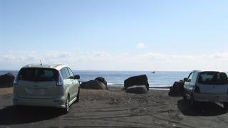 海辺の撮影場所